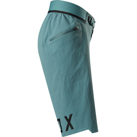 Fox Attack Cycling Shorts Women green/teal
